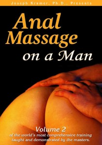 Anal Massage on a Man