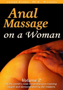Anal Massage on a Woman