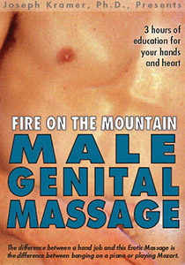 Male Genital Massage