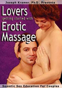 Lovers getting started with Erotic Massage